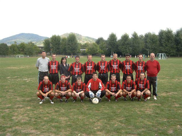 1. Mannschaft Saison 2003/2004