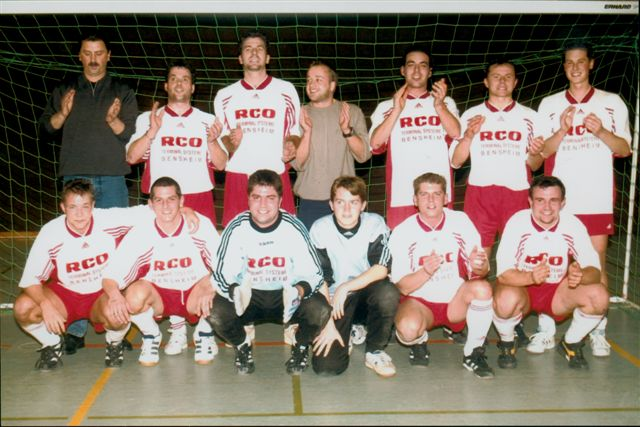 Hallenstadtmeister 2000 Senioren