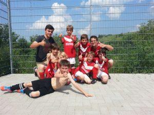 F3-Junioren in Hambach