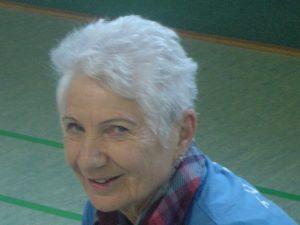 Ansprechpartner für 50 Plus: Marion Ritze
