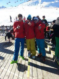 Ski Sasionabschluss