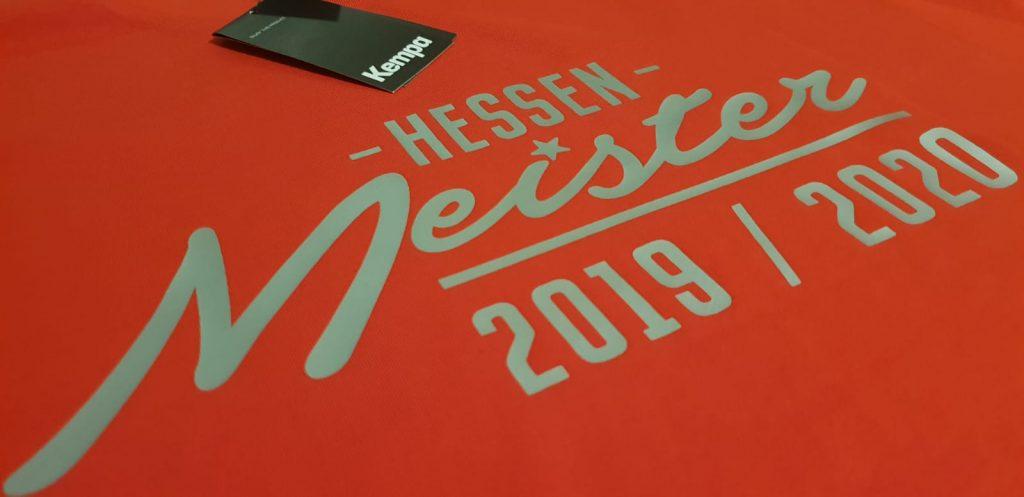 Meister-Shirt A Jugend